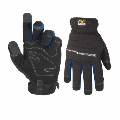 Kuny's CLC L123XL Workright Winter Flex Grip Lined Gloves Extra Large